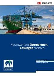 umweltbroschuere 2013.pdf - DB Schenker