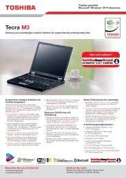 Tecra M3 - Werner