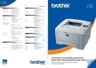 Laserdrucker mit serienmäßig automatischem Duplex-Druck ...