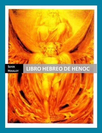 Libro Hebreo de Henoc (Sefer Hekalot)
