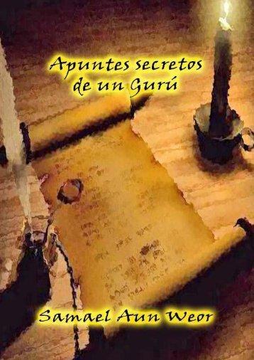 APUNTES SECRETOS DE UN GURÚ - Litelantes