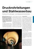 DRuckROHRlEITuNGEN uND STAHlwASSERbAu ER TAN ... - Page 5
