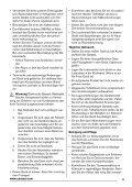 Benutzerinformation Kühl - Gefrierschrank ... - Electrolux-ui.com - Page 3