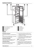 Benutzerinformation Kühl - Gefrierschrank ... - Electrolux-ui.com - Page 5