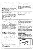 Benutzerinformation Kühl - Gefrierschrank ... - Electrolux-ui.com - Page 6