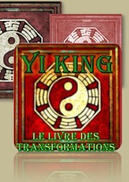 Yi King, Livre des Transformations