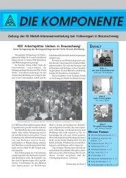 Ausgabe 1 / 2006 - IG Metall Braunschweig