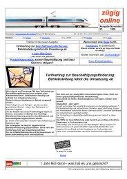 zügig 25 Ausgabe November 1999 - IG Metall Braunschweig