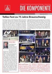 Ausgabe 3/2013 - IG Metall Braunschweig