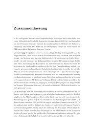 Zusammenfassung (pdf)