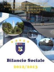 Bilancio Sociale 2012/2013