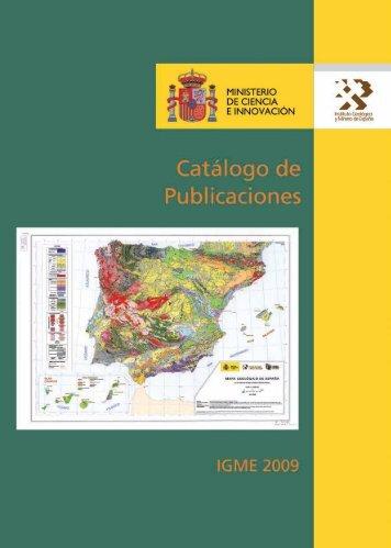 Untitled - Instituto Geológico y Minero de España