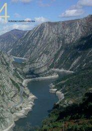 Actividad científico-técnica - Instituto Geológico y Minero de España