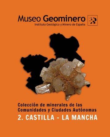 Castilla - La Mancha - Instituto Geológico y Minero de España