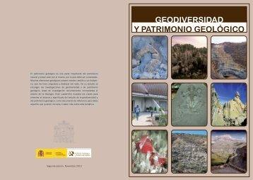 Folleto - Instituto Geológico y Minero de España