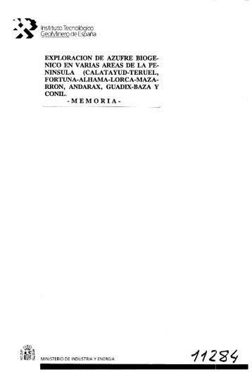 Memoria (PDF)