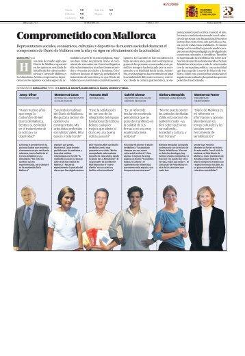Comprometido con Mallorca - Instituto Geológico y Minero de España