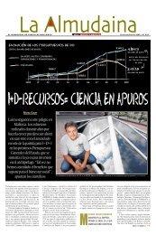La investigación corre peligro en Mallorca. Los esfuerzos realizados ...