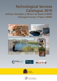 Download - Instituto Geológico y Minero de España