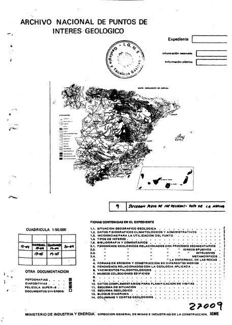 200dl - Instituto Geológico y Minero de España