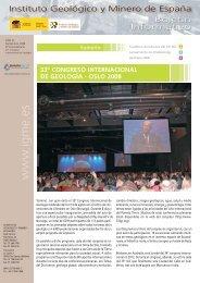 Boletin 43:Maquetación 1 - Instituto Geológico y Minero de España