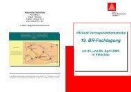 19. BR-Fachtagung - IG Metall Bezirk Berlin-Brandenburg-Sachsen