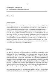 Referat von Prof. Dr. med. Dr. phil. Thomas Fuchs (pdf/179.64KB)