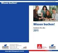 HHG AWbG 2011_DEMO IGM BR 06 - IG Metall Gevelsberg Hattingen