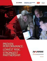 PROVEN PERFORMANCE. LOWEST RISK. STRONGEST ...