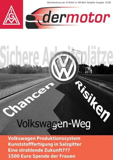 2008-01 Motor - IG Metall Salzgitter-Peine