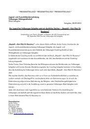 PM vom 28.09.2011 - IG Metall Salzgitter-Peine