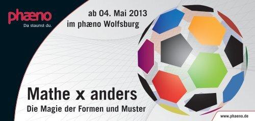 Mathe x anders - IG Metall Wolfsburg