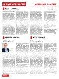 MAGAZIN - IG Metall Wolfsburg - Page 2