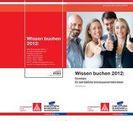 Das DGB-Bildungswerk NRW - der Servicegesellschaft mbH für ...