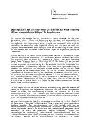 """""""ausgestalteten Käfigen"""" für Legehennen - Internationale ..."""