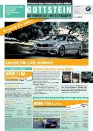 Unsere aktuelle Hauszeitung finden Sie hier. (PDF ... - BMW Gottstein