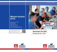 Wissen buchen 2013 - IG Metall