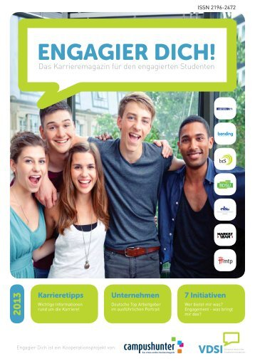 "Download ""Engagier Dich"" - Campushunter"