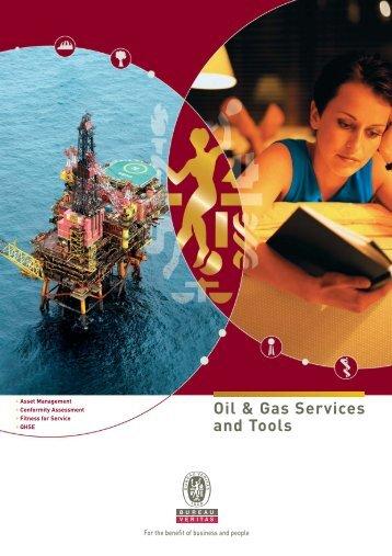 Oil & Gas Services and Tools - Bureau Veritas