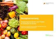 Rezeptsammlung - Gesundheitsförderung Schweiz
