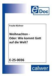 E-25-0036-Buechner_Weihnachten.pdf - Calwer