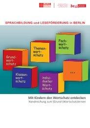Mit Kindern den Wortschatz entdecken - Bildungsserver Berlin ...