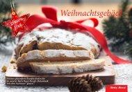 Weihnachtsgebäck - glutenfrei (PDF) - Betty Bossi