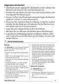 Benutzerinformation Kochfeld ZGG65414XA IT - Electrolux-ui.com - Page 3