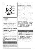 Benutzerinformation Kochfeld ZGG65414XA IT - Electrolux-ui.com - Page 7