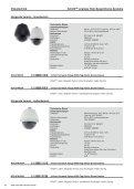 Honeywell - High-Speed-PTZ-Dome-Systeme - IGS-Industrielle ... - Seite 7