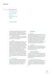 Ausschreibung und Anmeldeformular (pdf)