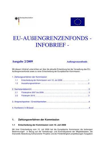 Ausgabe 2/2009 - Bundespolizei