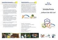 Schülerfirma - IGS List Hannover