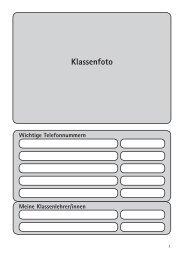 Klassenfoto - IGS List Hannover